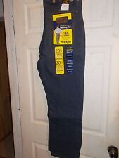 WRANGLER REGULAR FIT 47MWZ COWBOY CUT MEN'S DENIM JEANS SIZE 38 X 30