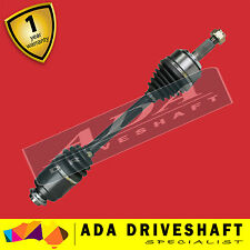 1 x New CV Joint Drive Shaft for Mazda 3 BK Series2 05-2012 Manual Drive Side