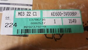 Ke6003v008bp E12 Note purple front and trunk finisher