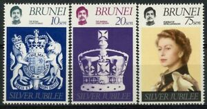 sa3606 Brunei - Sc#226-28 MNH