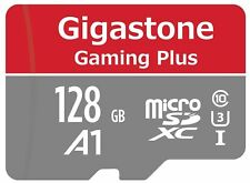 Gigastone 128GB Micro SD Card, Juegos, Nintendo Switch compatible, Plus H... nuevo