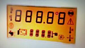 Thermo King MP4 MPIV MP5 MPV UPV UPIV CONTROLLER LCD DISPLAY THERMOKING MPIV MP4