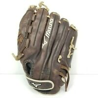 "Mizuno GFN1250F1 Franchise Fastpitch Softball Glove 12.5"" Mitt Left Hand"