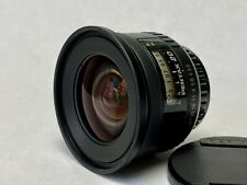 PENTAX Pentax SMC FA 20mm F2.8 Wide Angle Single Focus Lens Excellent US Ship