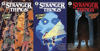 STRANGER THINGS SCIENCE CAMP #3 (OF 4) CVR A + B + C Set Dark Horse Comics
