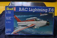 Revell #04301 BAC Lightning F.6 1:72 Model Kit - NEW