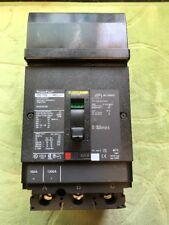 New No Box Square D 100 Amp 3 Pole I Line Circuit Breaker Hga36100 Powerpact
