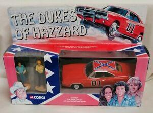 CORGI - *New* Corgi CC05301 The Dukes Of Hazzard Dodge Charger & Figures 1:36
