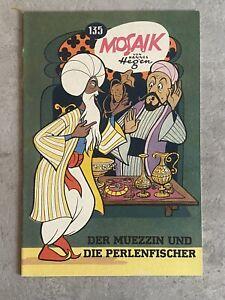 Hannes Hegen Mosaik 135 Export Ausgabe BRD, Sammlerheft