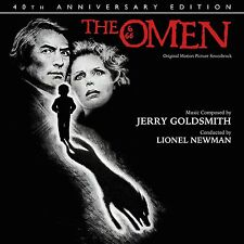The Omen - Complete Score - 40th Anniversary - Limited 3000 - Jerry Goldsmith