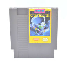 Castelian (Nintendo Entertainment System, 1991) NES - TRIFFIX Video Game