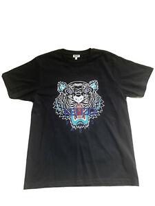 Black Kenzo t shirt large