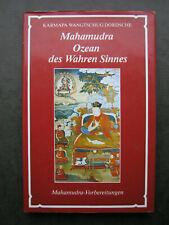 Karmapa Wangtschug Dordsche Mahamudra Ozean des wahren Sinnes 1. Vorbereitungen