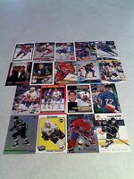 *****Pierre Turgeon*****  Lot of 100+ cards.....59 DIFFERENT / Hockey