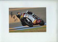 Scott Redding Suter Moto GP French GP 2010 Signed 3