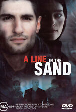 A LINE IN THE SAND Ross Kemp DVD R4 NEW - PAL