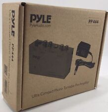 PYLE-PRO - PP444 - Ultra Compact Phono Turntable Preamp