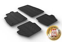 Design Passform Gummimatten Gummi Fußmatten für FORD PUMA ab Bj. 01.2020>