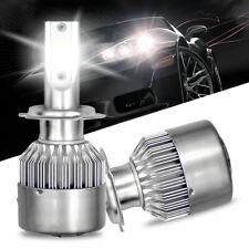 2X H7 LED Phare de Voiture Ampoule Headlight 6000K 220W 24000LM Xénon Blanc Beam