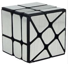 Windmirror Windmill 3x3x3 Rubik's Cube MF8812 - Silver