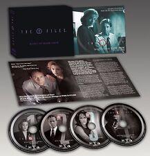 THE X-FILES Volume 3 Three 4-CD Box Set MARK SNOW La-La Land TV Soundtrack NEW
