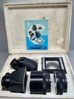 SALUT-S (KIEV-88 Hasselblad) Set of Accessories Medium Format USSR Rare ARSENAL