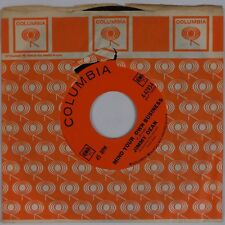 JIMMY DEAN: Mind Your Own Business COLUMBIA Country 45 VG++