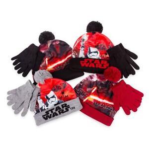 Childrens Star Wars Hat & Glove Set