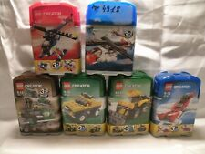 Lot Lego  Creator : 4837,4918,5761,5864,6741,6742  ;  complet