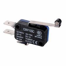 Micro Interruttore Switch Serie CMV Plastica 1NO+NC 10A 250V| 3X CNTD-CMV-103-C