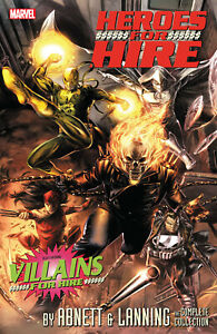 Heroes For Hire by Abnett & Lanning Complete Coll TPB Softcover Graphic Novel