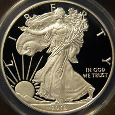 2012 S PROOF SILVER EAGLE, ANACS PF 69, PF 70, SAN FRANCISCO 2 COIN SET