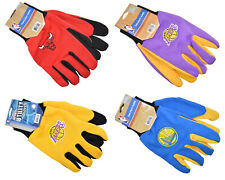 NBA Officially Licensed Sport Team Utility Gloves One Size