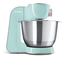 Bosch MUM58020 CreationLine Küchenmaschine mint turquoise 1.000 Watt Mixaufsatz