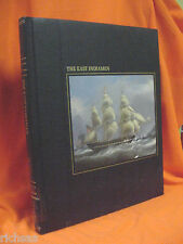 THE EAST INDIAMEN seafarers Russell Miller 1980 illustrated