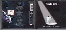 RENATO ZERO doppio Live AMORE DOPO AMORE TOUR DOPO TOUR  2 CD Box  ITALY 1999