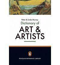 The Penguin Dictionary of Art and Artists (Penguin Reference Books), Murray, Pet