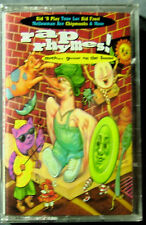 Rap Rhymes: Mother Goose on the Loose (Cassette, 1993, Sony) NEW