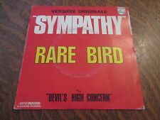 45 tours RARE BIRD sympathy (version originale)