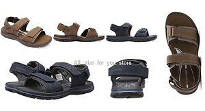 Rockport Men's Sandals Get Your Kicks Quarter Strap Flat Sandal