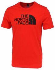 The North Face T-shirt da Uomo Easy Rossa Taglia L codice 2tx3-wu5