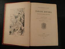 Tarass Boulba - Nicolas Gogol - 1895