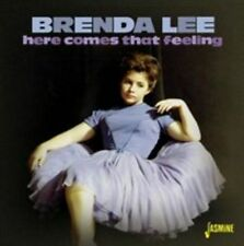 Here Comes That Feeling 0604988090628 by Brenda Lee CD