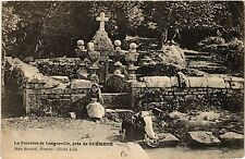 CPA  La Fontaine de Longueville,prés de Guémené   (458040)