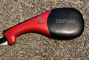 Century Drive Martial Arts Training Single Clapper Target - Black-Red