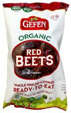 New listing Gefen Organic Red Beets Peeled Cooked Ready to Eat, 17.6 oz