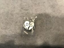 Bff Heart - Silver Keep Collective Keys (new)