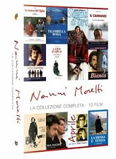 """NANNI MORETTI """"LA COLLEZIONE COMPLETA - 12 FILM"""" RARO BOX DVD - SIGILLATO"""