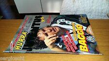 HURRà JUVENTUS # 11/24-NOVEMBRE 1990-FABBRI-BAGGIO-PLATINI-SIVORI-ZICO..