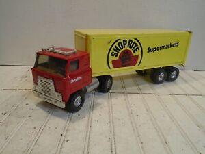 Ertl Shop-Rite Tractor Trailer - vintage 1970s